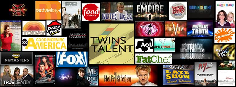 TwinsTalent tv Twins Casting